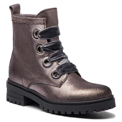 a702462bfe5e7 Trapery TOMMY JEANS - Metallic Cleated Lac EN0EN00339 Steel Grey 039 ...