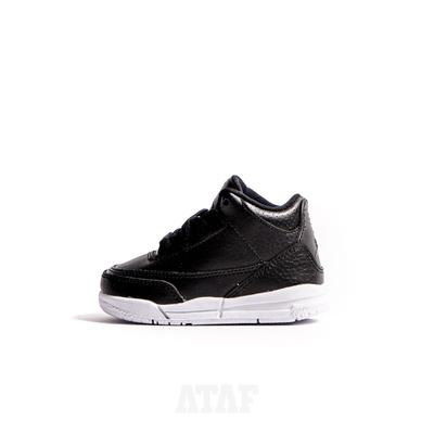 Nike Air Jordan 3 Retro BT Black White 249.00 | Kixpoint