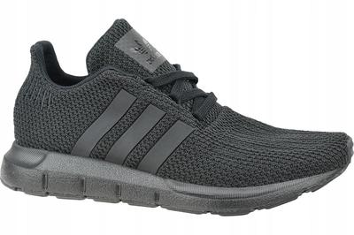 Adidas Swift Run Black All Black 219.00 | Kixpoint